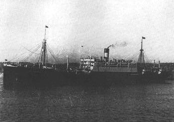 Ruy Barbosa Wreck